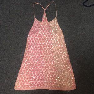 Sequin Nasty Gal Dress